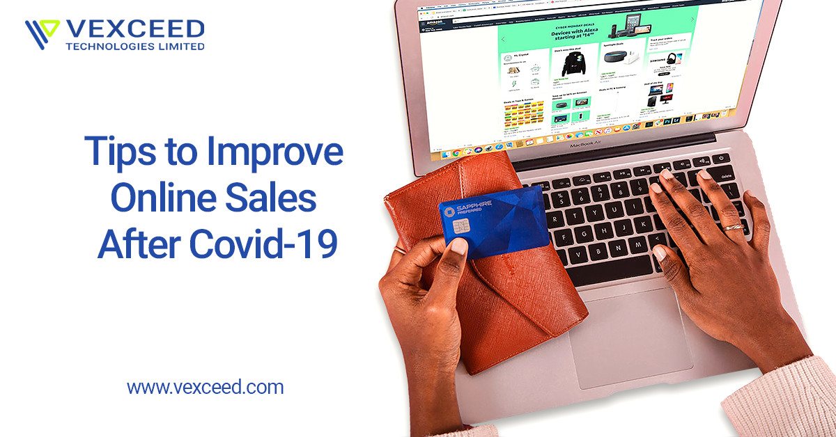 Tips to improve sales after covid